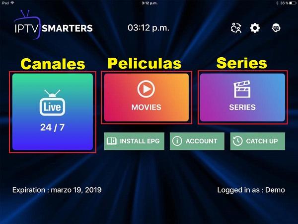 instalar iptv smarters paso 6