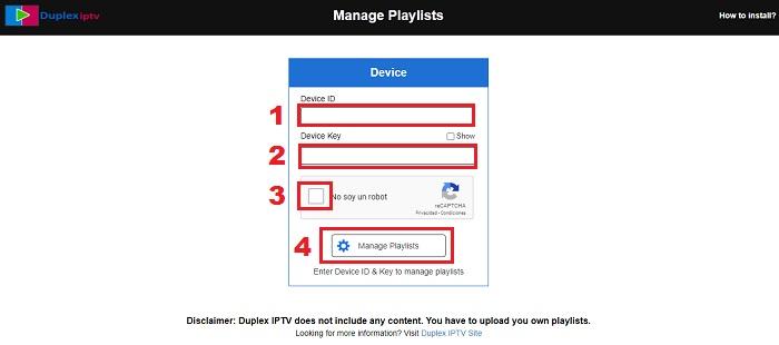 Configurar duplex iptv LG 2